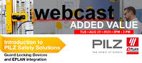 Value Added Webinar Series Banner 558x250 - Pilz Safety Solutions